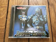 CD & DVD Masked Rider Double Action Climax Form Kamen Rider