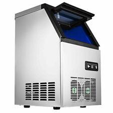 Icma-2600 Ice Maker Machine 240W - Silver