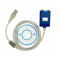 USB to 9-pin DB9 RS232 BT232 Serial Cable Adapter Converter Win10,8,7 32/64bit J