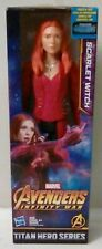 Marvel Avengers Infinity War Titan Hero Series Scarlet Witch 12 Inch New MISB