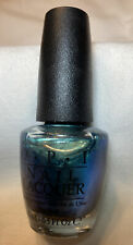 Opi Nail Lacquer, Black Label, Rare, Unopened, This Color's Making Waves