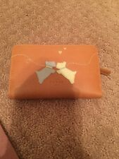 Radley Womens Adorable Brown Wallet Terriers In Love New With Dustbag