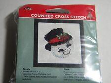"Plaid - Counted Cross Stitch - 1.75"" x 2"""