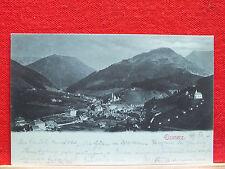 Mondscheinkarte - Eisenerz - gel. 1898 - Bezirk Leoben - schöne Sammlerkarte !!