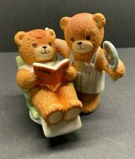 Vintage Lucy & Me Bear-Enesco-1981 -Hair Stylist
