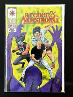 ARCHER AND ARMSTRONG #22 VALIANT COMICS 1994 NM+ (ARCHER & ARMSTRONG) SHADOWMAN
