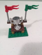 LEGO Harry Potter Quidditch Match Set 4737 Champion Cup Stand With Flags (C5)