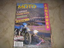 LE MONDE DE LA MOTO 175 12.1989 BMW K1 HONDA 1000 CBRJ & VFR 750 KAWASAKI 600GPX