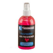 Glimmermann Raspberry Air Freshener Spray Sweet Car Home Fragrance Scent 300ml