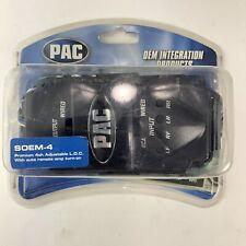PAC SOEM-4 Factory Integration Adapter