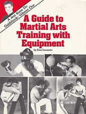 Dan Inosanto GUIDE TO MARTIAL ARTS TRAINING WITH EQUIPMENT (1980) bruce lee jkd