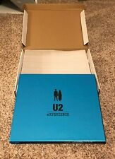 U2 eXPERIENCE + iNNOCENCE Tour Collectible Limited Edition VIP Book