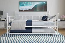 Twin size mattress Daybed and Trundle modern style bedroom apartment,condominium