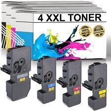 4x Toner XXL für Kyocera TK-5240 ECOSYS P5026cdn M5526cdn M5526cdw P5026cdw SPAR