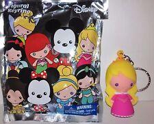 """NEW"" Disney ~ AURORA Keychain 3D ~ FIGURAL Keyring Series 1 Sleeping Beauty"