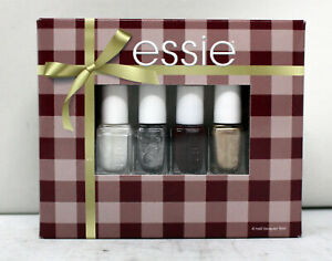 Essie 4 Nail Lacquer Limited Edition Knotty or Nice Nail Color 4 Count