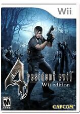Wii - Resident Evil 4 Wii Edition