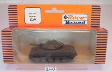 Roco Minitanks 1/87 No. 254 tanques sherdan sppz m551 us-Army ejército OVP #240