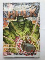 Indestructible Hulk : Gods And Monster by Waid & Simonson Hardcover NEW UNOPENED