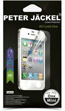 Peter Jäckel HD Premium Crystal Clear Screen Protector HTC One Mini