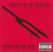 CD QUEENS OF THE STONE AGE - SONGS FOR THE DEAF - SEALED SIGILLATO