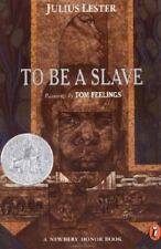 To Be a Slave by Julius Lester (2000, Paperback, Anniversary)