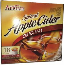 Alpine Spiced Apple Cider K Cup 18 Count (Pack of 1)