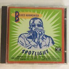 Blues Harmonica Spotlight Various Artists 16 Track CD