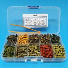 Futtersticks-Set mittel / 80g = 10x8g // Garnelen Shrimp Sticks Futter