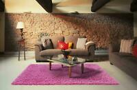 Fluffy Rugs (Verona) SHAGGY RUG Super Soft Carpet Mat Living Room Floor Bedroom