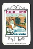 WHITBREAD - INN SIGNS, MARLOW - #11 THE BRIDGE HOUSE