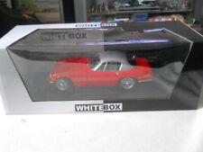 Whitebox Lotus Elite RHD Red / Silver 1:18 DIECAST
