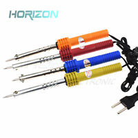 40/60W Electric Soldering Iron Welding Tool Pencil Gun EU Plug (Random Color)