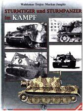 Trojca Jaugitz Sturmtiger Sturmpanzer im Kampf Sonderausgabe Modellbau Angestoße