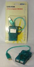 Wii 2 port Compact USB HUB FUH-102D OVP Neu VKF