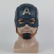 Cosplay Captain America Mask Avengers Endgame Mask Superhero Halloween Helmet