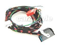 Teléfono móvil Bluetooth BT RNS-E adaptador cable kabelset audi a4 8e b6 b7 a6 4b