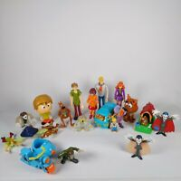 18 X Hanna Barbera Scooby Doo characters and ghosts Figures Bundle 1