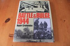 Battle of the Bulge, 1944 by Sir Napier Crookenden (Hardback, 1980)