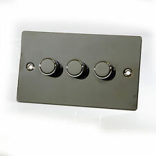 Crabtee 3-Gang Dimmer Switche Electrical Fittings in DIY
