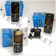 Brand New Nokia C2-01 - Black (Unlocked): 2 yrs warranty (BOXED)