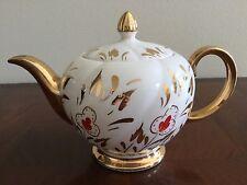 Gold Trimmed Vintage Ellgreave Teapot