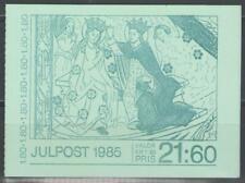 """SUEDE:  Carnet n°C.1342 **, """"le carnet complet""""  (cote 12€)"""