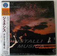 GENESIS - ...AND THEN THERE WERE THREE... - CD Sigillato Japan Vinyl Rep. w/Obi
