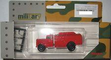 Herpa Minitanks 745192 Opel Blitz 2-achs Tank-LKW Feuerwehr 1:87 HO