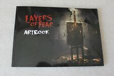 Layers of Fear Masterpiece Edition Collector's  Artbook !!