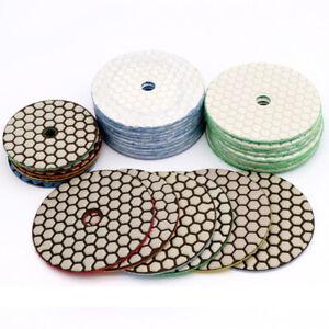 Diamond Wet Polishing Disc 3/4 Inch Sander Pad For Tile Stone Grinding Tools