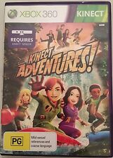 XBOX 360: Kinect Adventures Rated PG