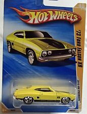 1:64 Hot Wheels Ford Falcon XB Hardtop 1973 NEW in packaging