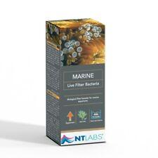 NT Labs Marine Live Filter Bacteria 100ml Bacteria Boost Fish Aquarium Reef